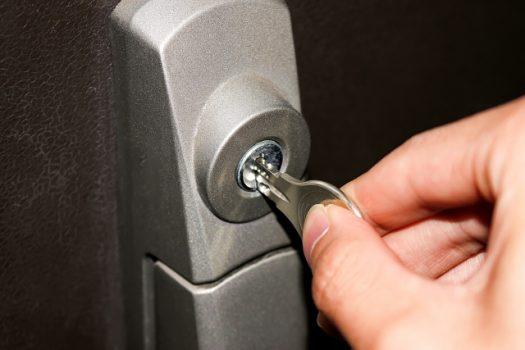 自分で鍵穴の動きを改善する方法