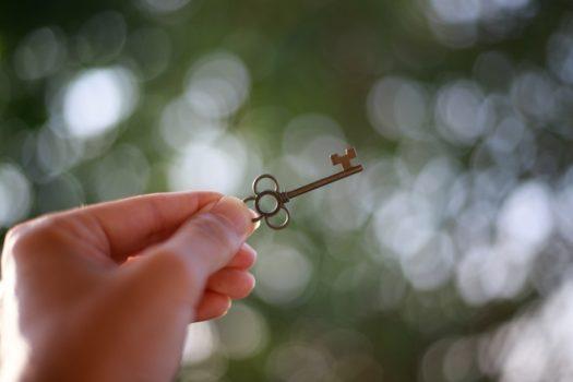 【対策1】鍵を置く場所を決める