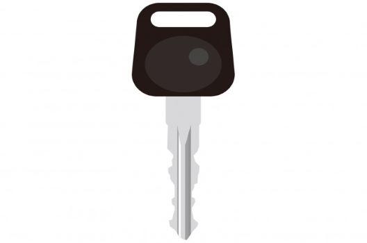 マグネットキーってどんな鍵?防犯性や仕組み、取り換える際の費用