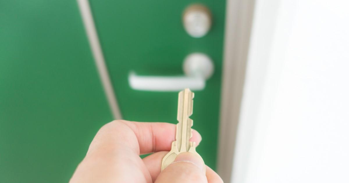 ドア鍵の構造とは?種類は「シリンダー錠・その他のカギ」の2タイプ