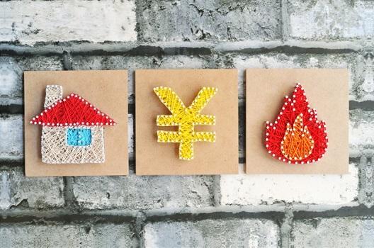 鍵の保険1:火災保険