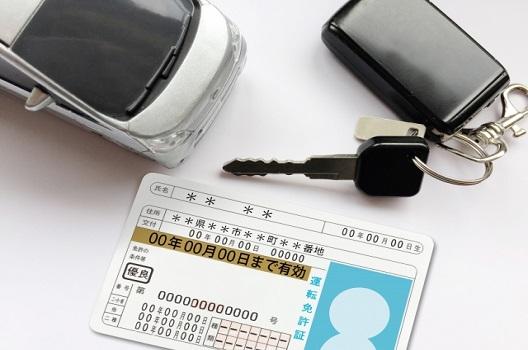 内溝キーは主に車の鍵として使われる