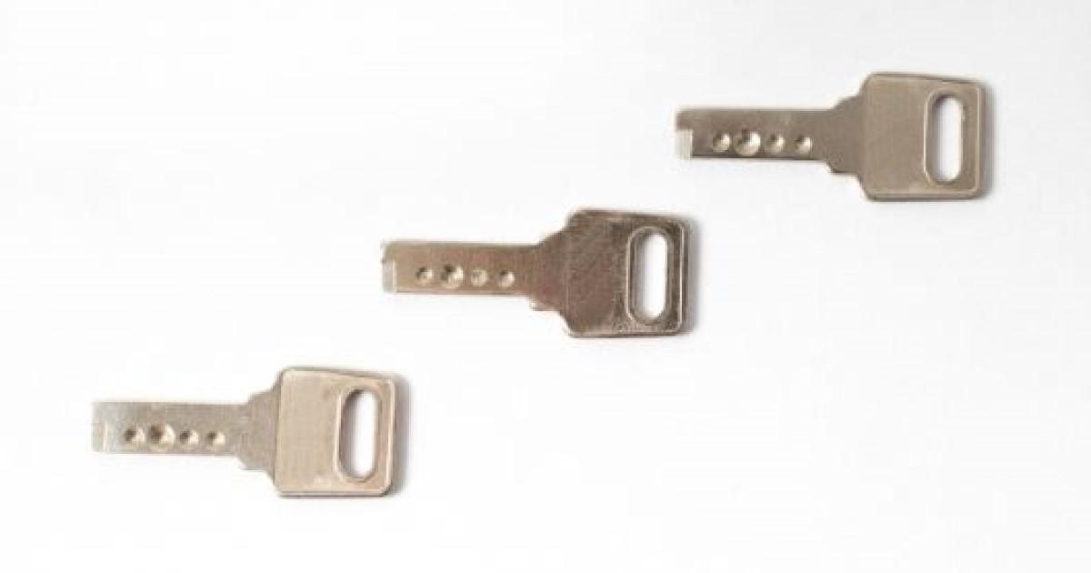 ディンプルキーの解錠方法と防犯性は?鍵紛失の対処法と鍵開け費用