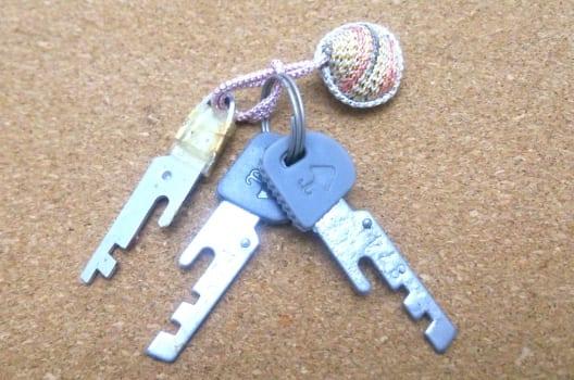 1.鍵の抜き方を工夫する